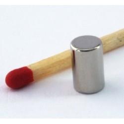 Nemački Štap neodijumski magnet FI 5x8 mm 0,97 KG