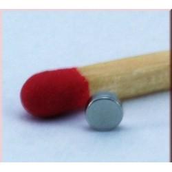 Neodijumski magneti 2,5x1mm 0,13 KG
